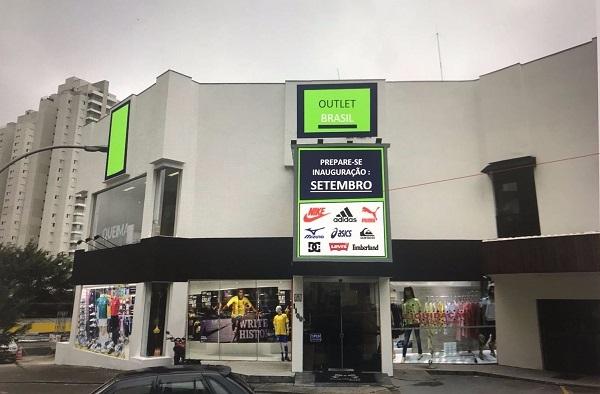 c76037baa Outlet Brasil Multimarcas inaugura segunda loja em São Paulo com descontos  em grandes marcas