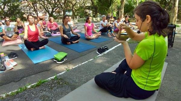 1192f2f02f14d Taboão tem Yoga ao Ar Livre, festival de Rock in Roll, Samba do Coco e  muito mais neste fim de semana